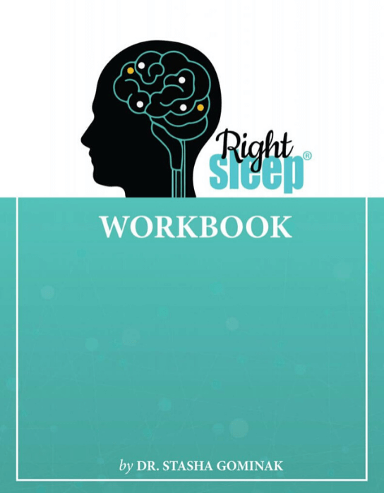 RightSleep Workbook 2nd Ed. Cover